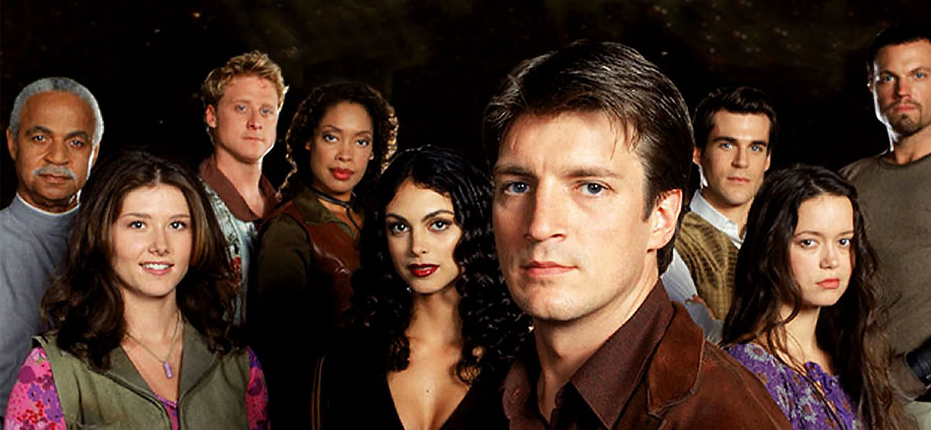 Firefly tv series poster