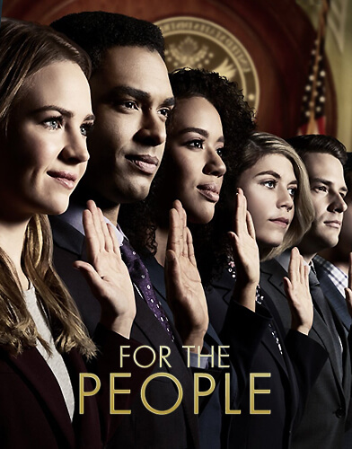 For the People season 1 Poster