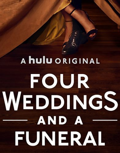 Four Weddings and a Funeral tv series poster