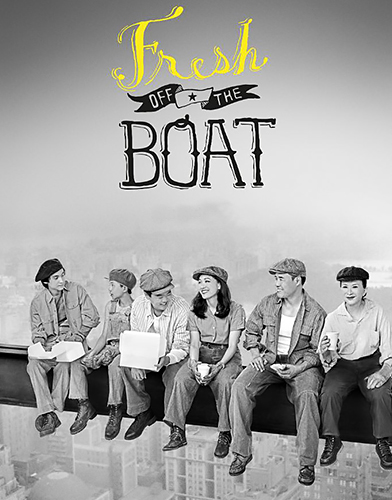 Fresh Off the Boat Season 6 poster
