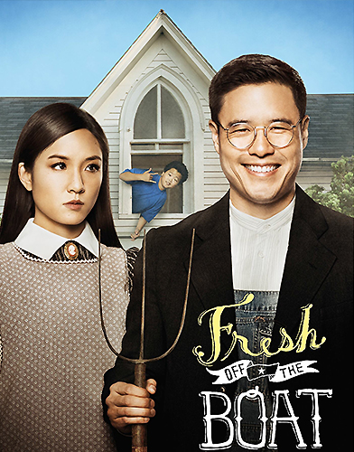 Fresh Off the Boat Season 1 poster