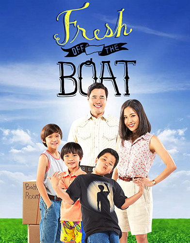 Fresh Off the Boat Season 2 poster