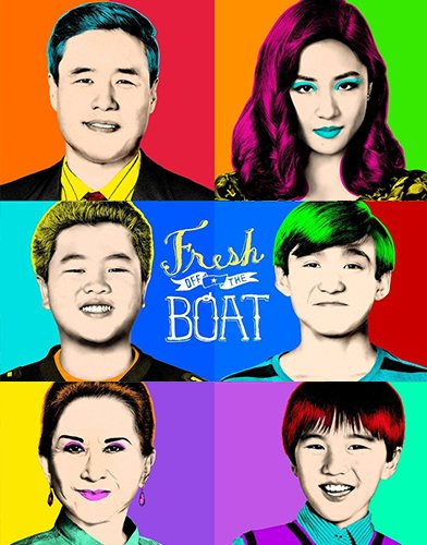 Fresh Off the Boat Season 5 poster