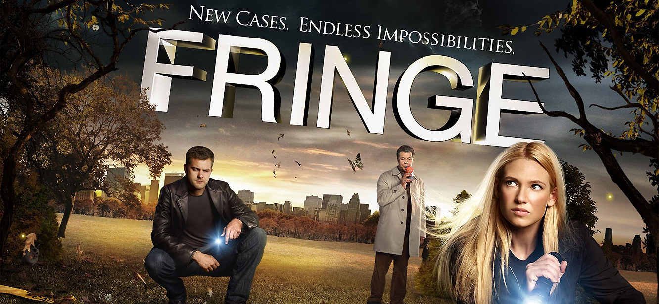 Fringe tv series Poster