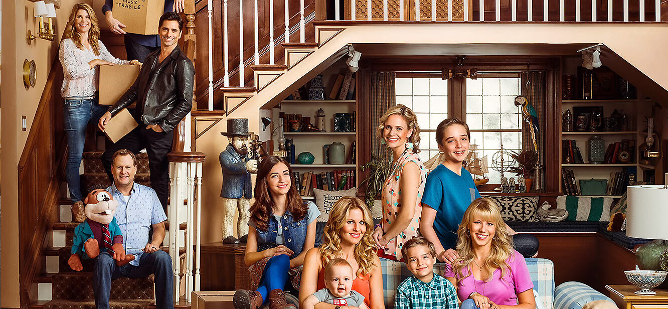 Fuller House intro