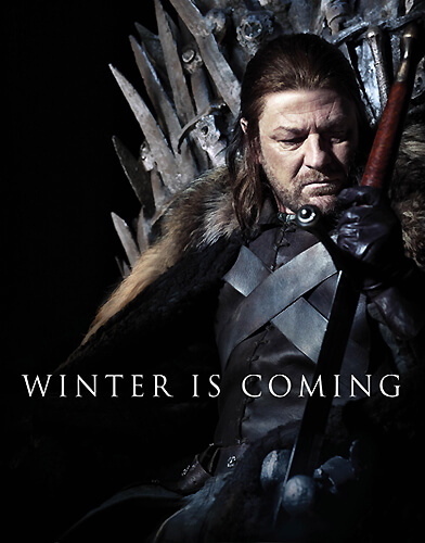 Game of Thrones Season 1 poster