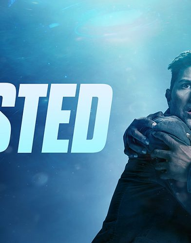 Ghosted tv series poster