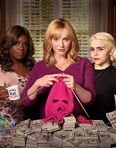 Good girls season 2 poster