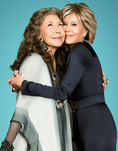 Grace and Frankie Season 6 poster