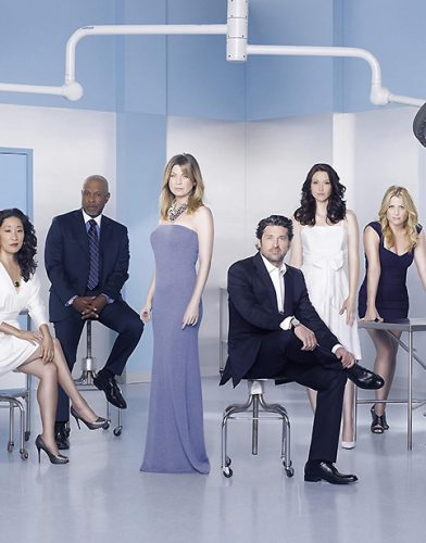 Grey's Anatomy tv series Poster