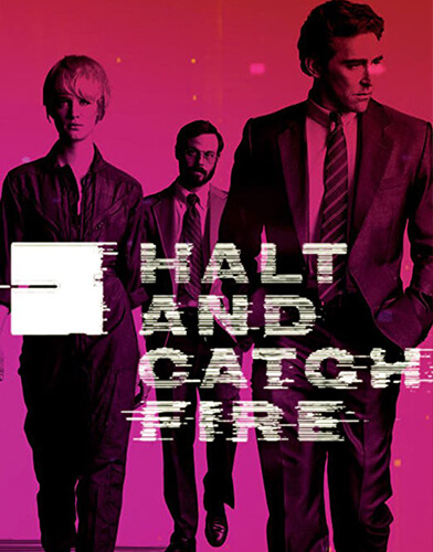 Halt and Catch Fire season 1 Poster