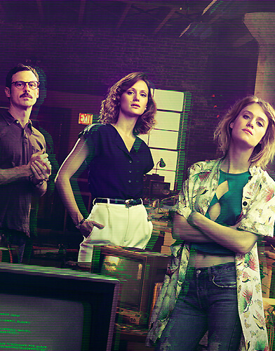 Halt and Catch Fire season 3 poster