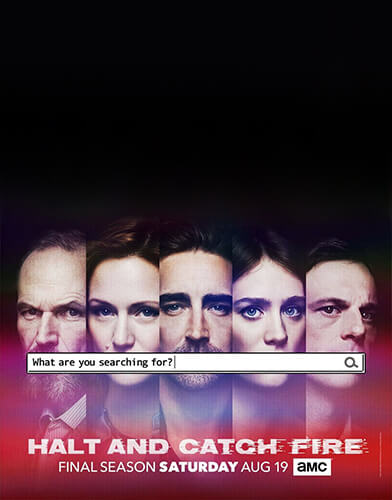 Halt and Catch Fire season 4 poster