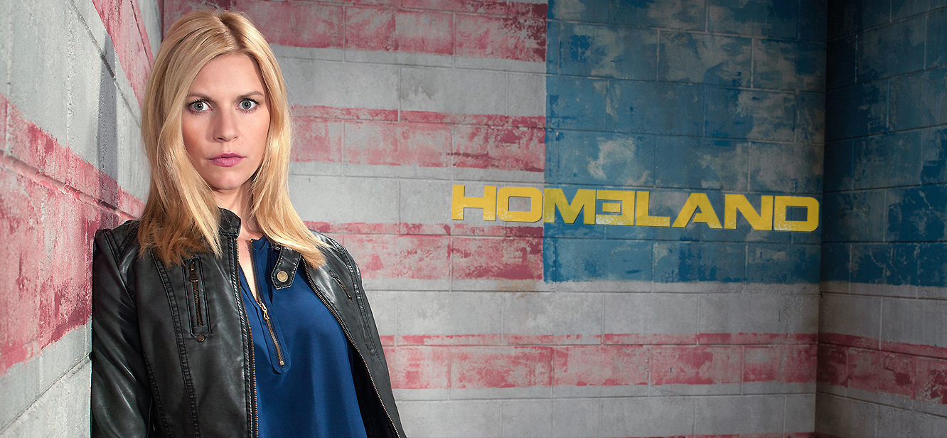 Homeland tv series Poster