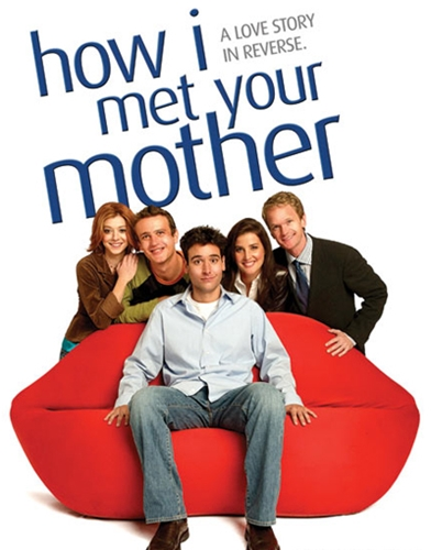 How I Met Your Mother season 1 poster