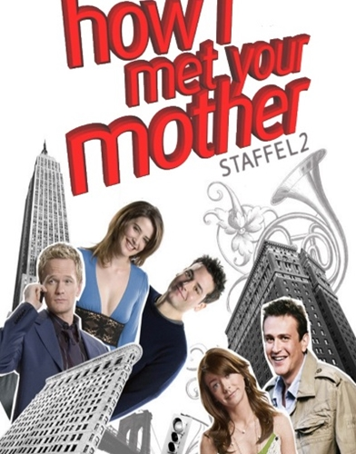 How I Met Your Mother season 2 poster