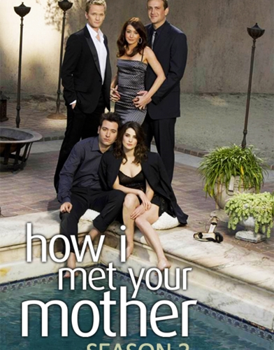 How I Met Your Mother season 3 poster