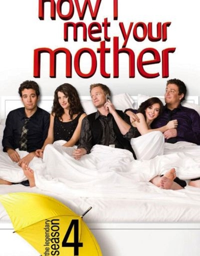 How I Met Your Mother season 4 poster