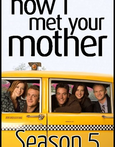 How I Met Your Mother season 5 poster