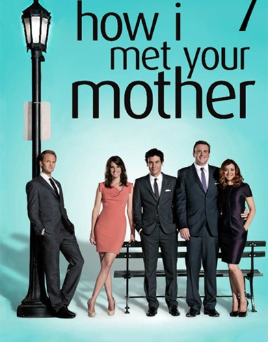 How I Met Your Mother season 7 poster