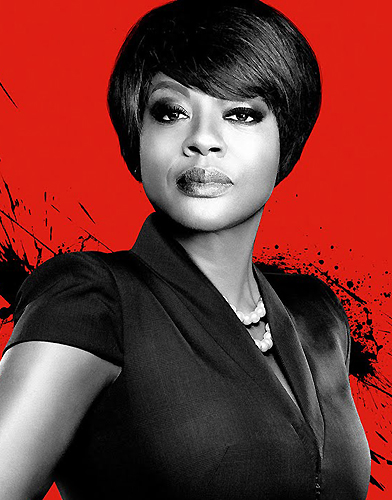 How To Get Away With Murder season 1 Poster