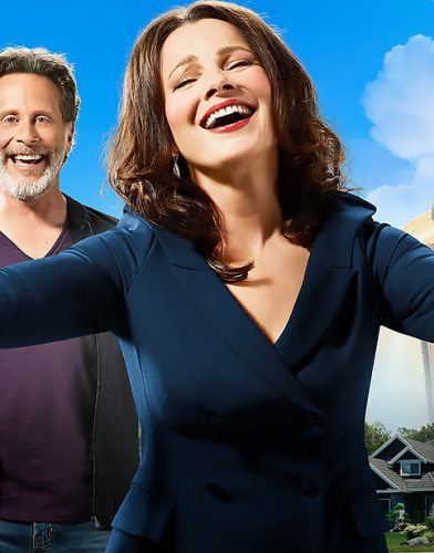 Indebted tv series poster