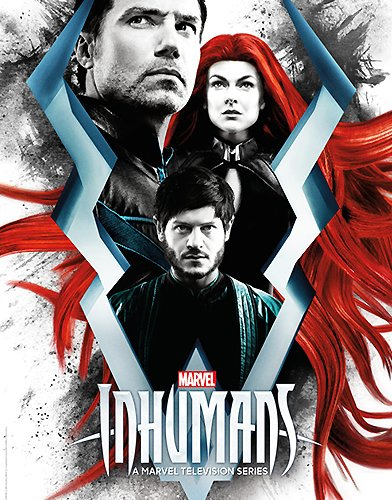 Inhumans Season 1 Poster