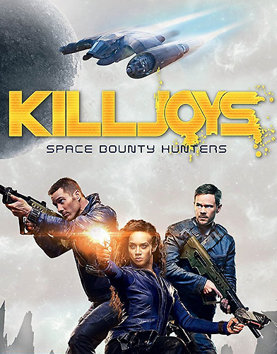 Killjoys season 1 poster