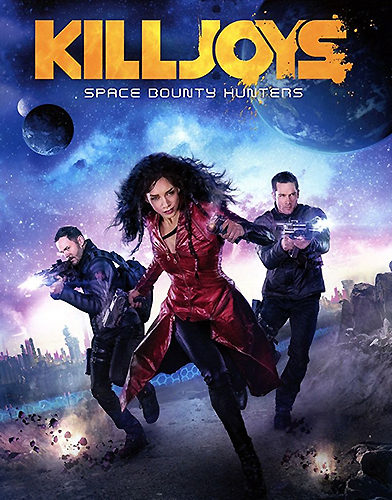 Killjoys season 2 poster