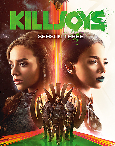 Killjoys season 3 poster