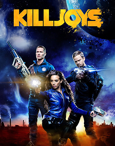 Killjoys season 4 poster