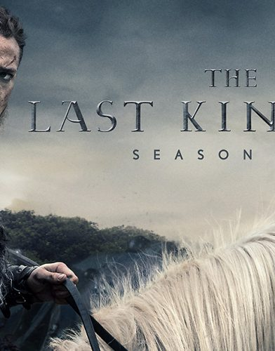Last Kingdom tv series poster