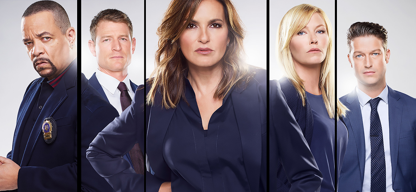 Law & Order: Special Victims Unit Season 21 tv series Poster