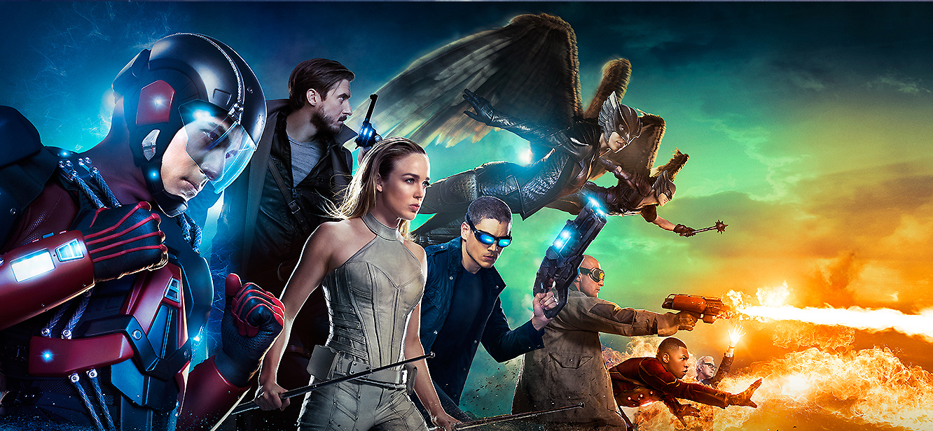 Legends of Tomorrow Intro