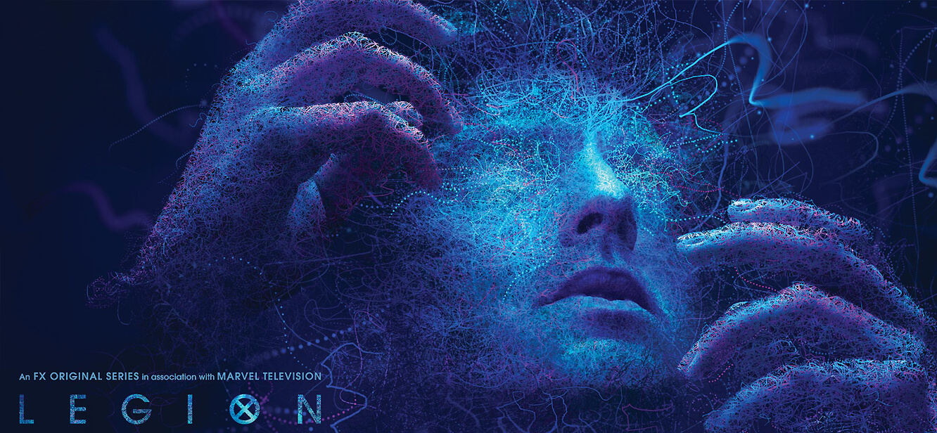 Legion tv series poster