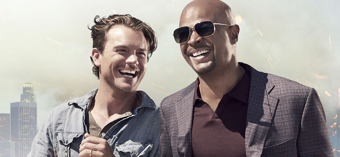 Lethal Weapon season 1 tv series Poster