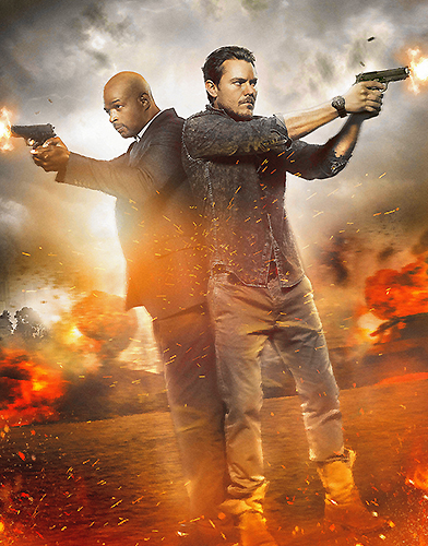 Lethal Weapon season 1 Poster