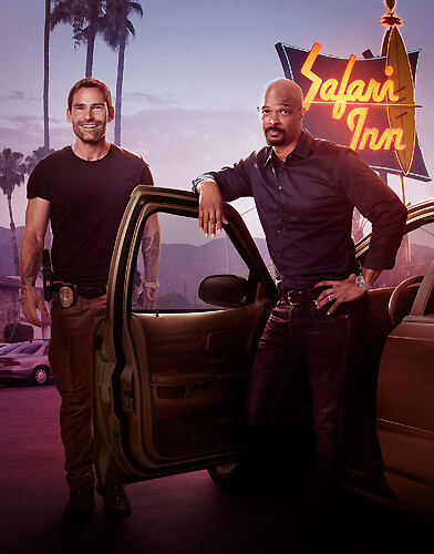 Lethal Weapon Season 3 Poster