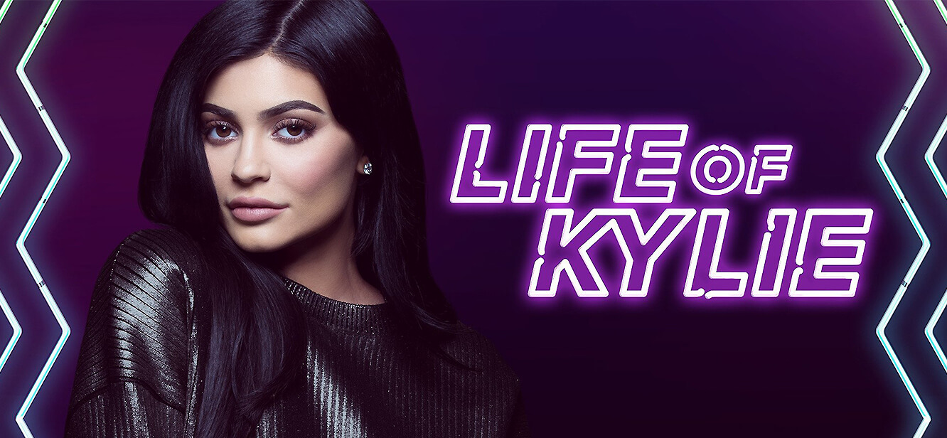 Life Of Kylie season 1 tv series Poster