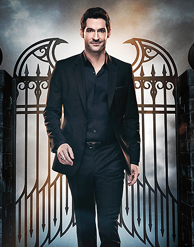 Lucifer season 2 poster