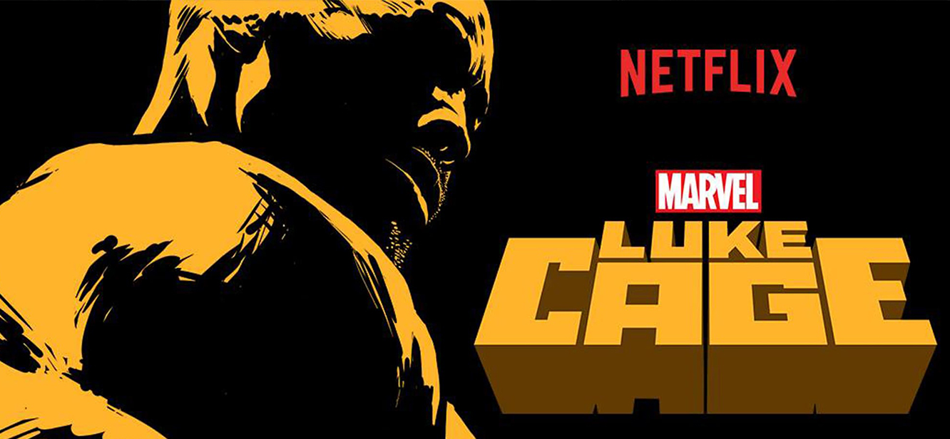 Luke Cage tv series Poster