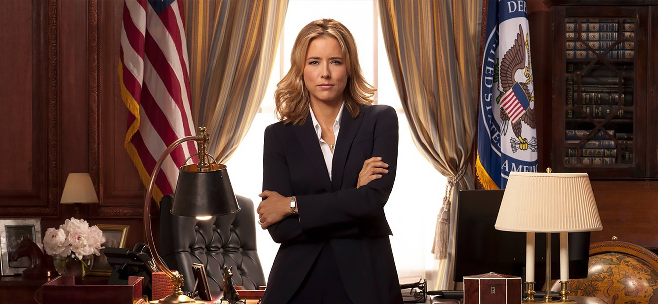 Madam Secretary Season 1 tv series Poster