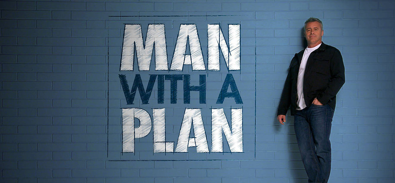Man with a Plan Season 1 tv series Poster