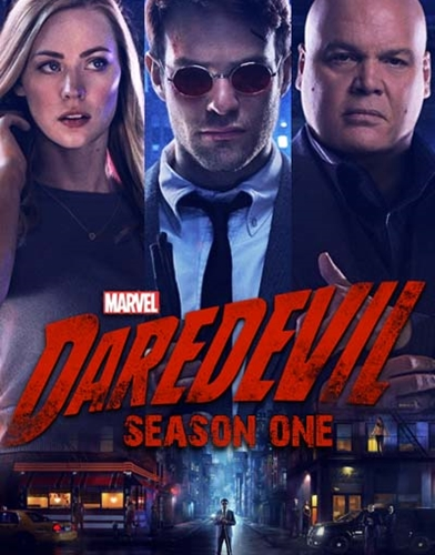 Marvel's Daredevil season 1 poster