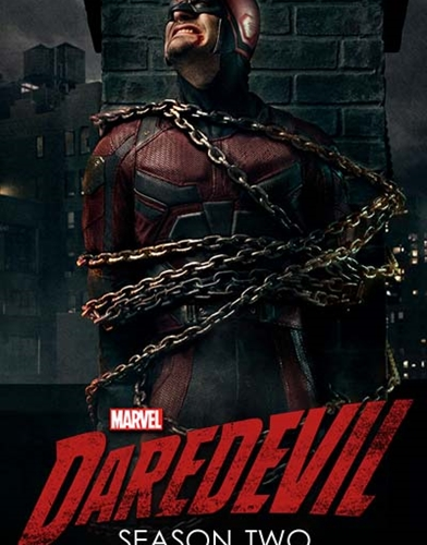 Marvel's Daredevil season 2 poster
