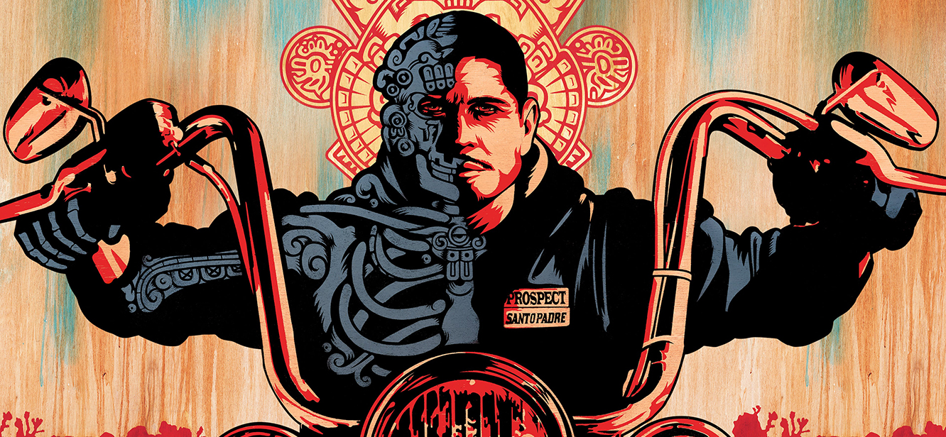 Mayans m.c tv series poster