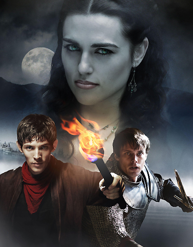 TV Show Merlin Season 3  Today's TV Series  Direct Download Links