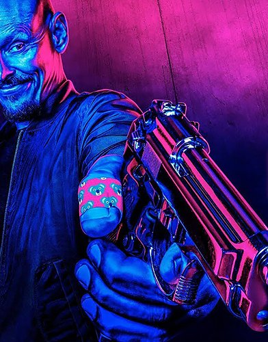 Mr Inbetween season 1 poster