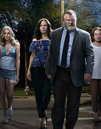 Mr. Mercedes tv series poster