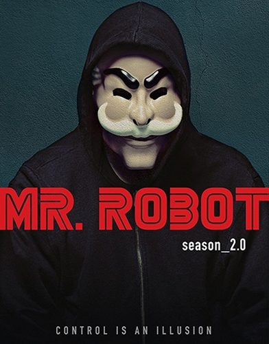 Mr. Robot season 2 poster